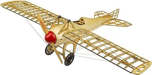 DIY Wright Brougehers Flyer, modèle d'avion, kit, avions en bois de balsa découpés au laser, jouets de construction pour l'auto-assemblage