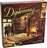Milton Bradley Avalon Hill / Wizards of The Coast 22193 Diplomacy - Juego de Mesa sobre Estrategia Militar (edición Inglesa)
