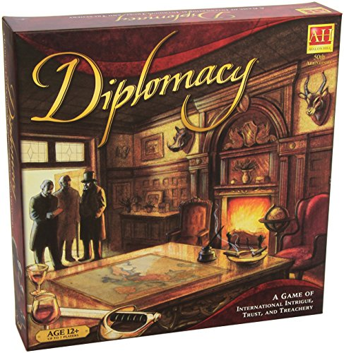 Milton Bradley Avalon Hill / Wizards of The Coast 22193 Diplomacy -...