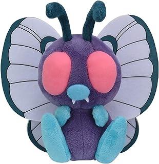 Pokemon Center Original Fit Butterfree Papilusion Smettbo Plush Peluche