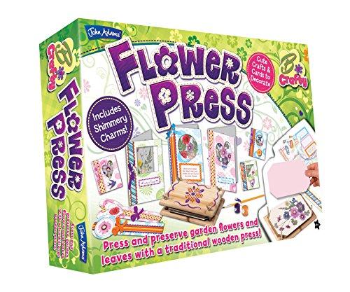 John Adams Flor Prensa / Flor de Prensa