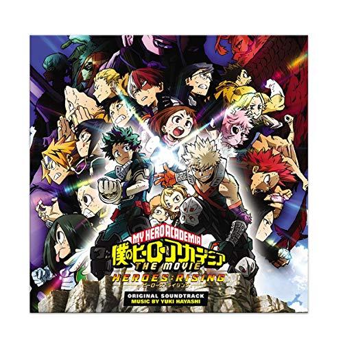 My Hero Academia: Heroes Rising (Original Motion Picture Soundtrack) [Disco de Vinil]