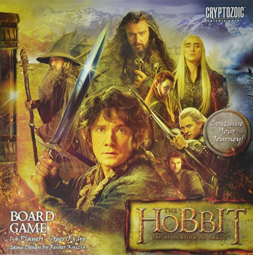 The Hobbit: The Desolation of Smaug Board Game