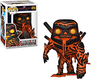 Funko Pop! Marvel: Spider-Man Far from Home - Molten Man