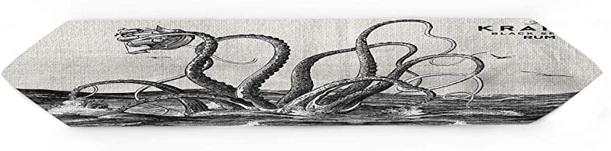 the kraken rum proof