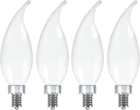 Best ge relax led 60w candelabra bulbs Reviews