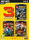 Lego Batman 2 + Lego Harry Potter + Lego Lord Of The Rings [Importación Francesa]