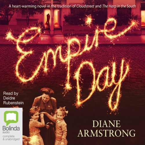 Empire Day audiobook cover art