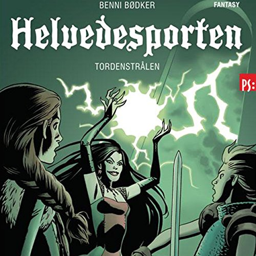 Tordenstrålen audiobook cover art
