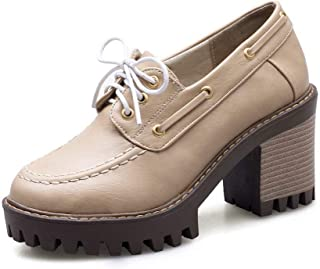 Drew Toby Women Flat Shoes Pull-On Round-Toe Comfortable Casual Fashion Loafers Shoes