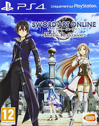 Sword Art Online - Hollow Realization PS4 [fr/uk import]