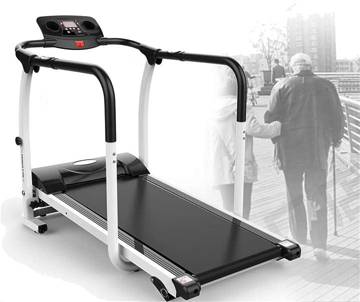 tApis roulants elettrico per anziani  0,5-6 km/h, carico max 120 kg B08LNM3K21