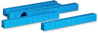 comprar comparacion Learning Resources- Barras de plástico de Base Diez con Ranuras (Set de 50), Color (0 LER0925)