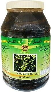 Al Kassal Natural MOROCCAN BATH SOAP with NATURAL OLIVE OIL- 5kg