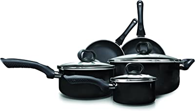 Amazon Com All Clad D3 Tri Ply Bonded Cookware Set Pots