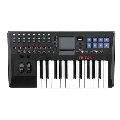 Korg Triton TAKTILE-TR25 teclado controlador USB con motor Triton Sonido