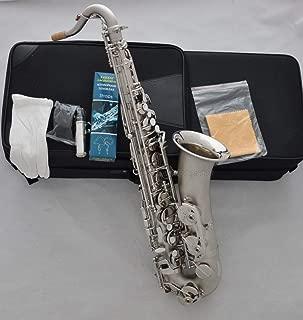 FidgetFidget Professional Satin nickel plated C Melody sax saxophone high