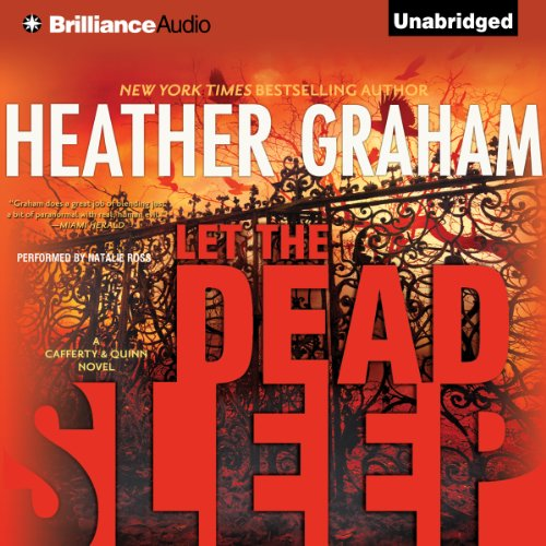 Let the Dead Sleep audiobook cover art