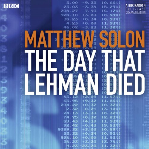 The Day that Lehman Died audiobook cover art