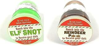 reindeer poop gift