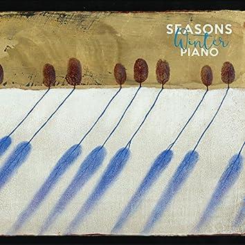 Seasons. Winter. Piano