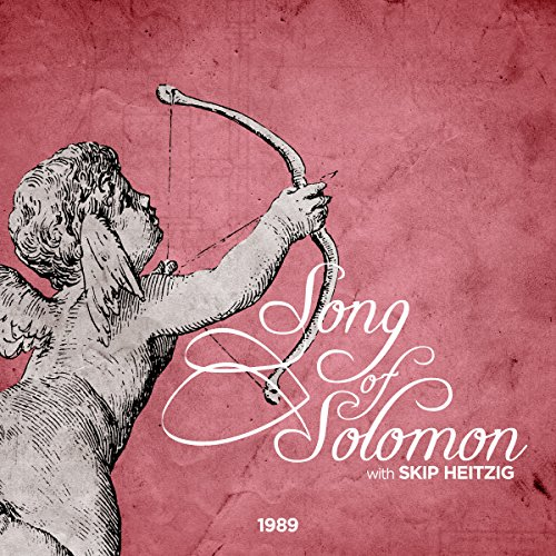 22 Song of Solomon - 1989 audiobook cover art