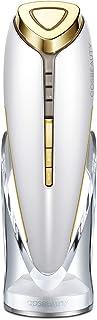 美顔器 COSBEAUTY リフトアイロンEX 多機能 CB-054B リフトアップ EMS イオン誘導 Lift Iron EX 防水仕様 1年保証 コスビューティー (ホワイト)