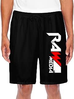 HNN Men's Super Warrior Performance Shorts Sweatpants