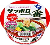 サッポロ一番 しょうゆ味どんぶり 74g ×12食