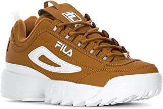 chaussure fila maron