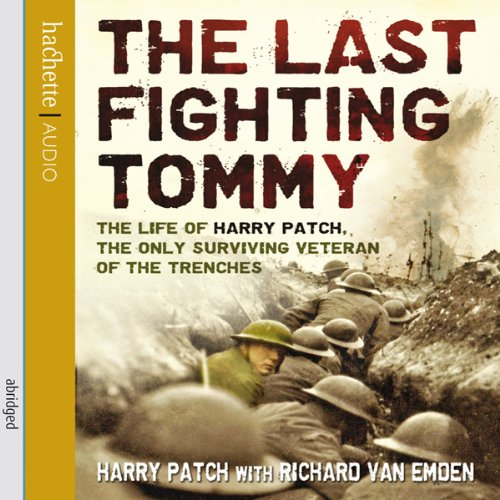 The Last Fighting Tommy cover art