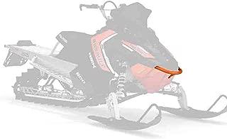 Polaris New OEM Axys Front Bumper, Orange, 2880486-647