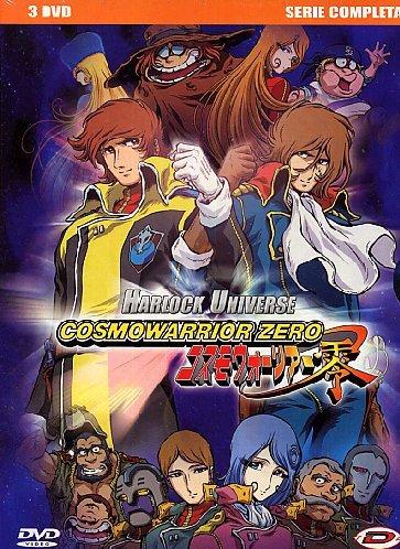 Cosmowarrior Zero(serie completa)