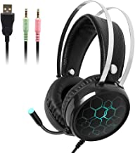 (Cosbary) RGB headphone - (3.5 + usb) without original box