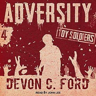 Adversity cover art