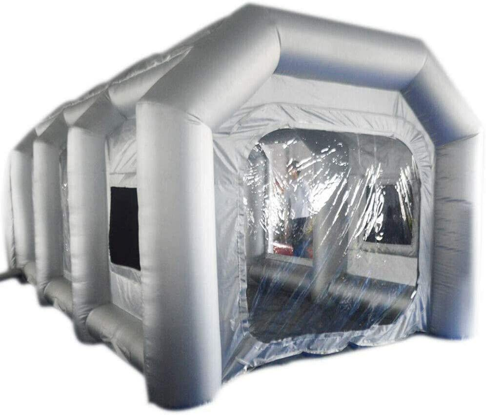 DNYSYSJ Inflatable Spray New product Paint with Ranking TOP8 Booth Tent