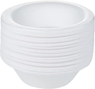 Hotpack White foam bowl 12oz- 25 Pcs