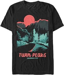 Twin Peaks Men's Population T-Shirt
