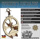 Maqueta de astrolabio marinero (edición delux): maqueta de...