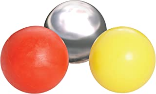 CCM Sniper's Edge Stickhandling Hockey Ball Set - Muscle, Skillz, Speed Pack