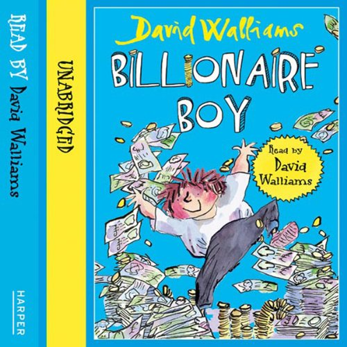 Billionaire Boy cover art