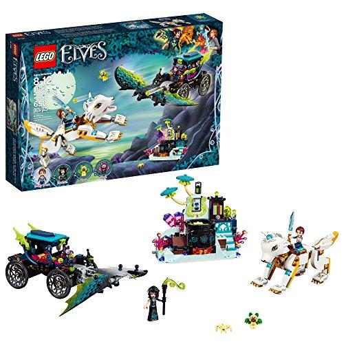 LEGO Elves Emily & Nocturas Showdown 41195 Building Kit (650 Piece)