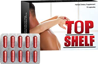 Top Shelf - High End Male Performance - Limited TIME Introductory Offer