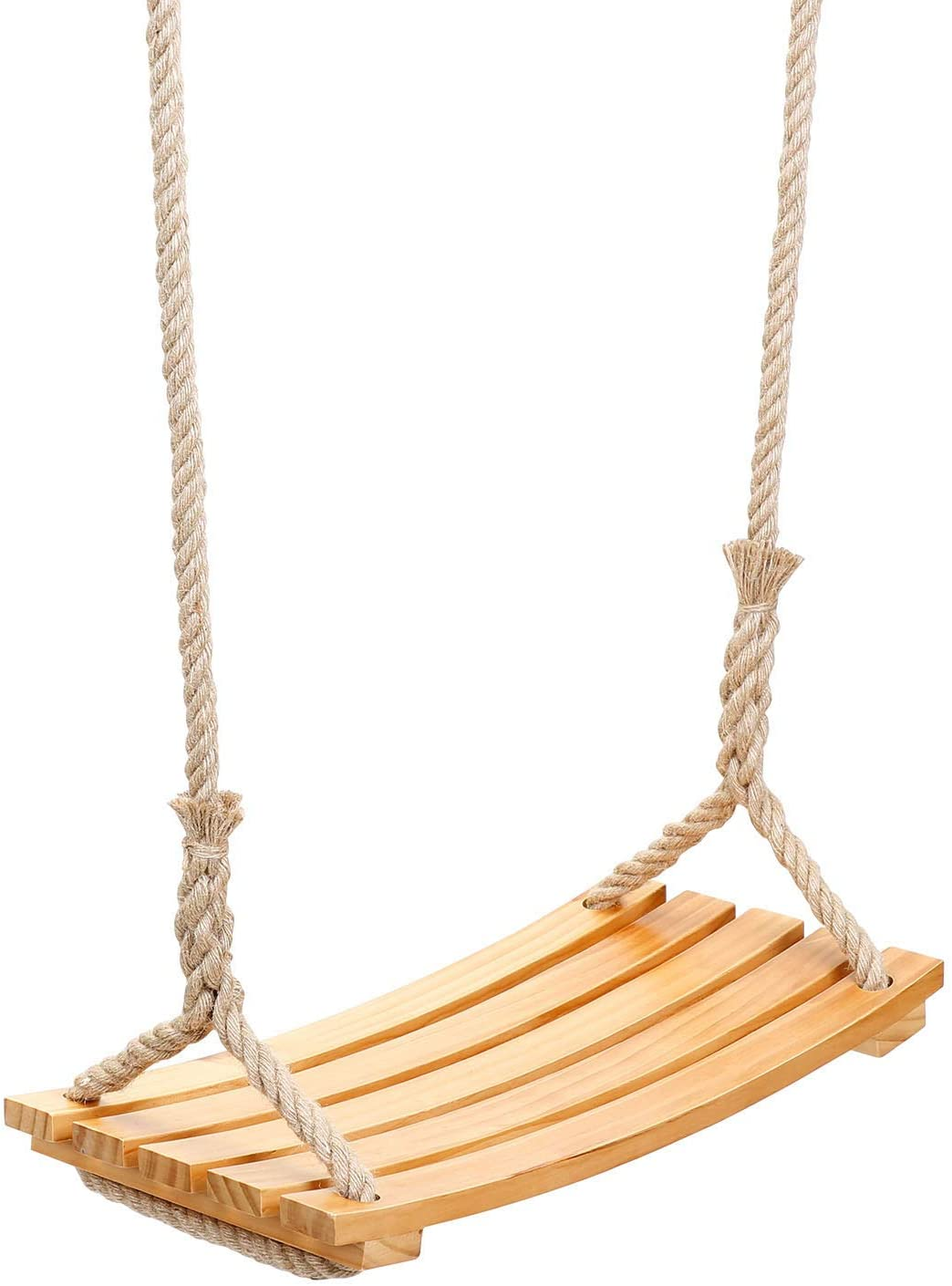 Genuine Wood Tree Swing for Phoenix Mall Adults and Kids Set Adjustable Wooden