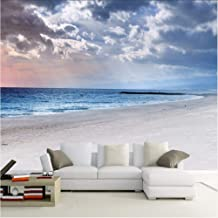 Mural wallpaper Custom Murals Wall Paper 3D Beach Mural Wall Painting Wall Papers For Living Room Bedroom Background Wall ...