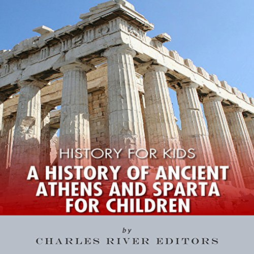 History for Kids audiobook cover art