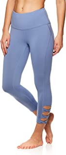 Women's High Waisted 7/8 Yoga Pants - Performance Compression Workout Leggings