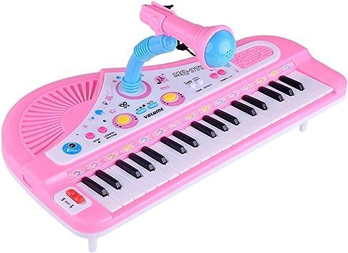 PUDDINGT® Juguetes para Piano de 37 Teclas - Teclado ...