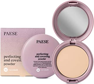 Paese Perfecting and Covering Powder No 04 Warm Beige