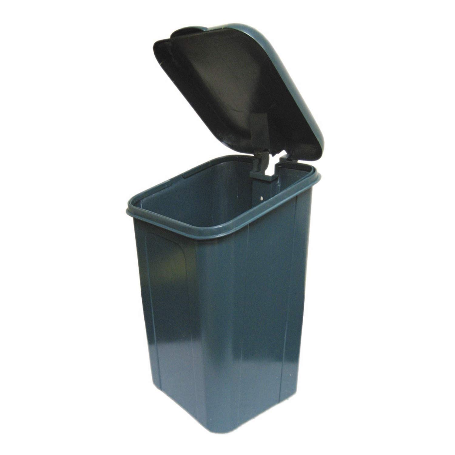 DOGIPOT 1208-L Trash Receptacle Lowest price 70% OFF Outlet challenge with Liner Lid and Polyethylene